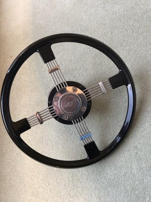 For SaleMorgan Brooklands Steering Wheel And Boss